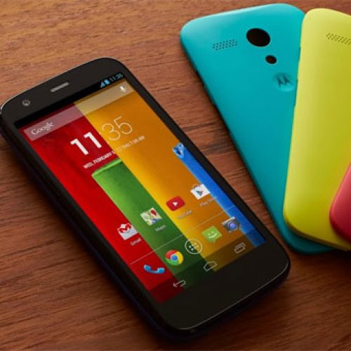 Budget Android phone by Motorola, The Moto G