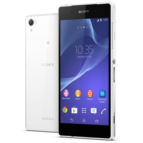 Xperia Z2: Highly acclaimed by SONY as the world's best camera and camcorder