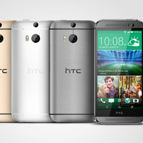 The latest feature packed HTC One M8