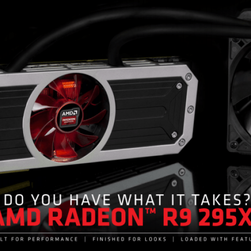 AMD Radeon R9 295X2, the World's FASTEST dual GPU graphics card with water cooling