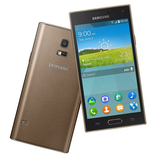 Samsung Z: Samsung's first smartphone running on TIZEN OS