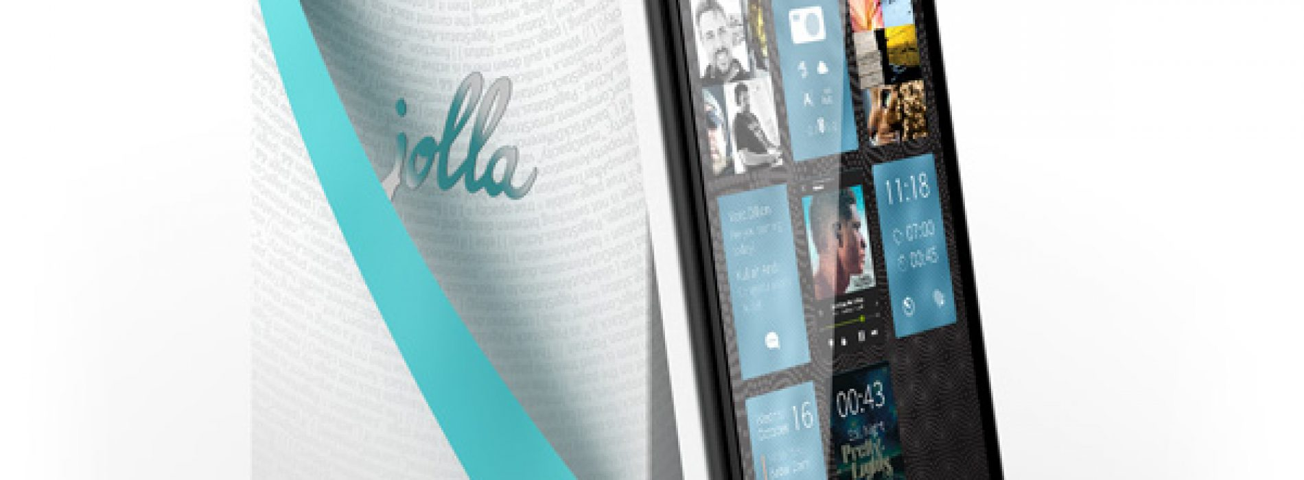 The first Sailfish OS device JOLLA is coming to INDIA