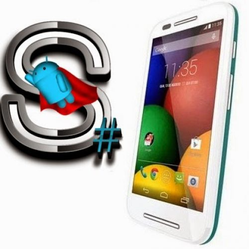 Moto E TWRP recovery and rooting guide