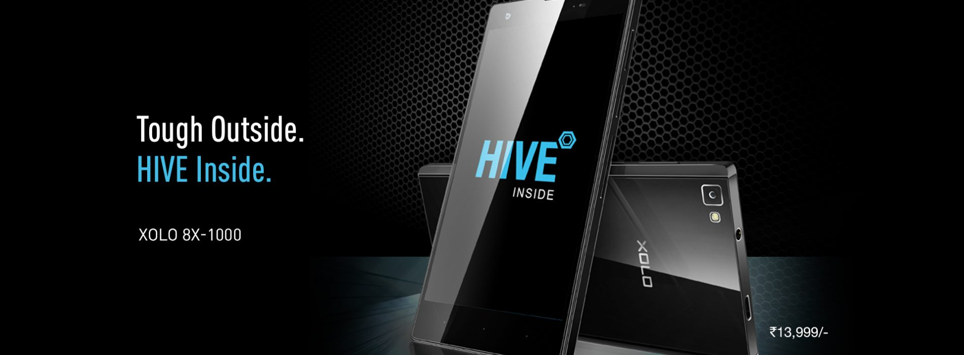 Xolo play 8x-1000 launched with the all new HIVE inside
