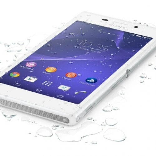 Xperia M2 Aqua: MId range waterproof phone by Sony. Review, benchmark, hardware specifications