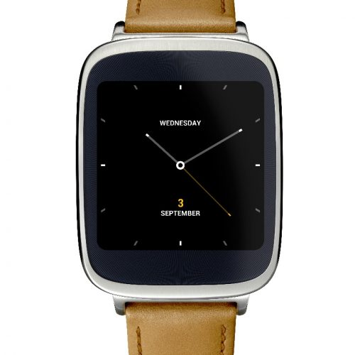 Asus ZenWatch officially launched at IFA 2014, Berlin