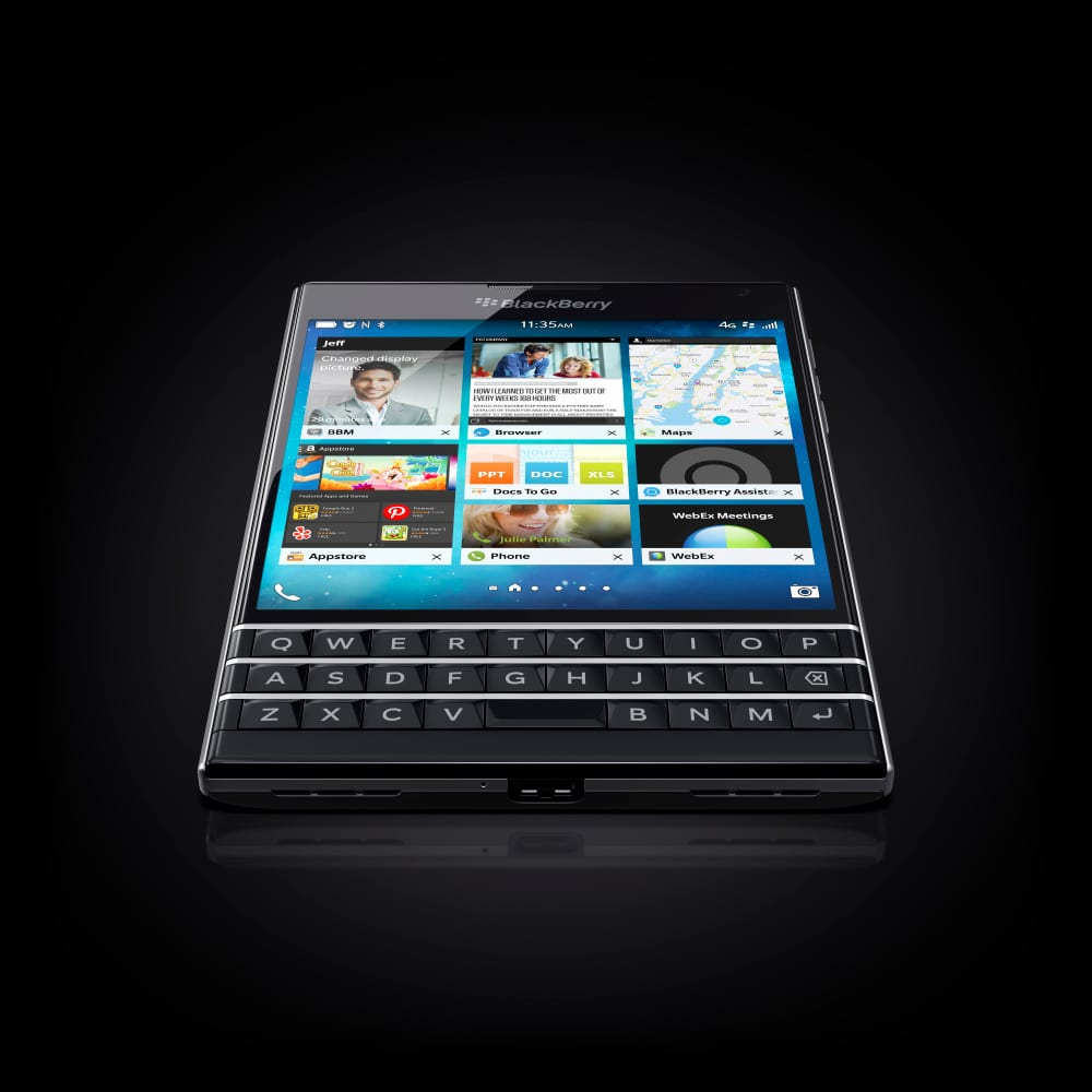 Blackberry Passport: Review, hardware specifications and ...