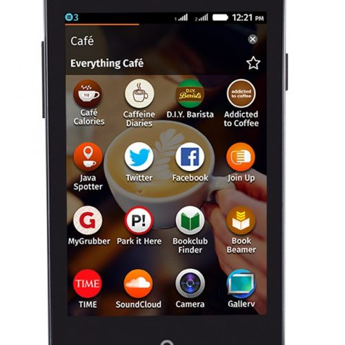 Firefox OS powered entry level phone, The Spice Fire One