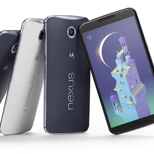 Motorola Nexus 6: The first device to run Android Lollipop