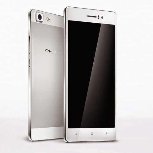 Oppo R5: The world's thinnest smartphone yet