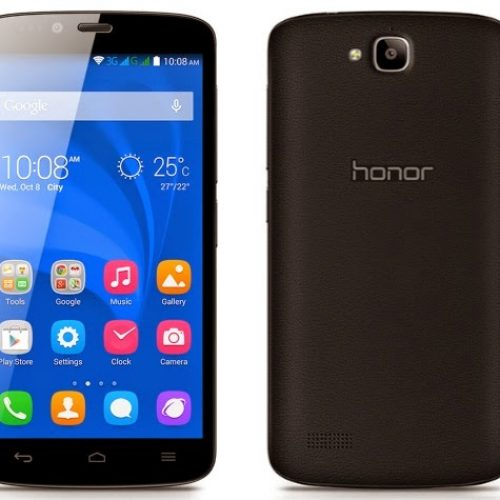 Huawei honor Holly: Budget Android phone in town