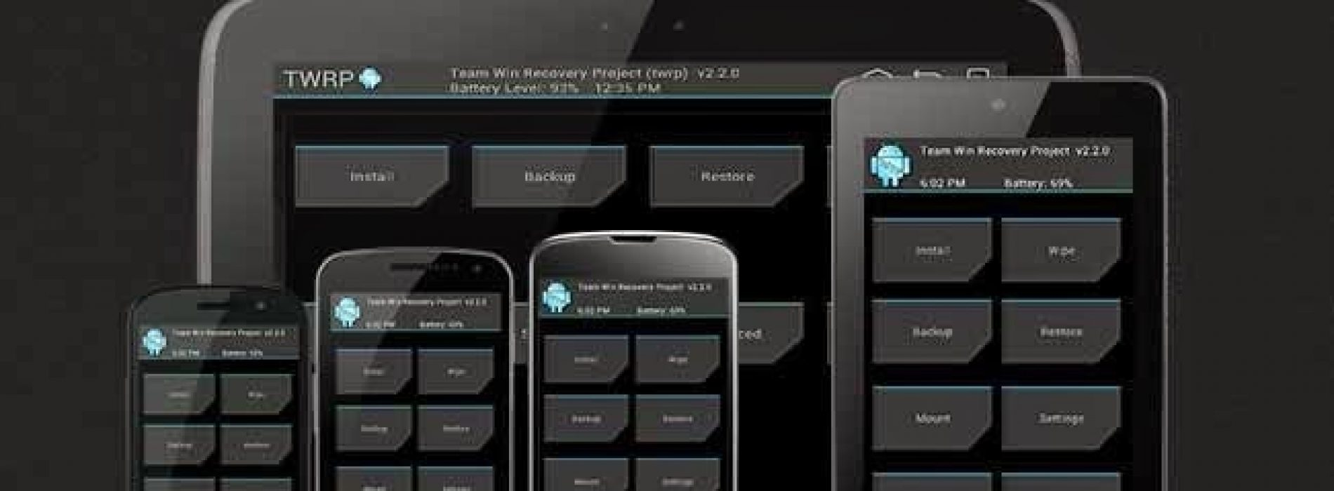 RECOVERY] [TWRP] Official TWRP Custom recovery installation