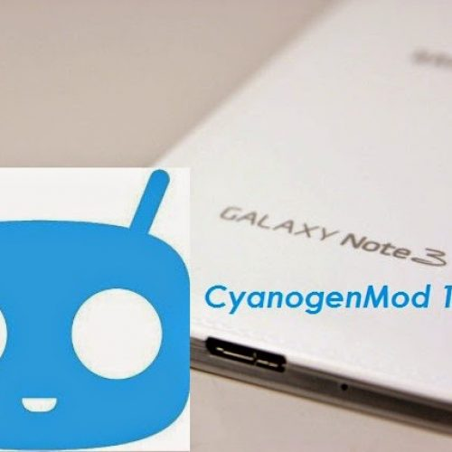 [CUSTOM ROM] CyanogenMod 12 Android 5.0 Lollipop for Samsung Galaxy NOTE 3