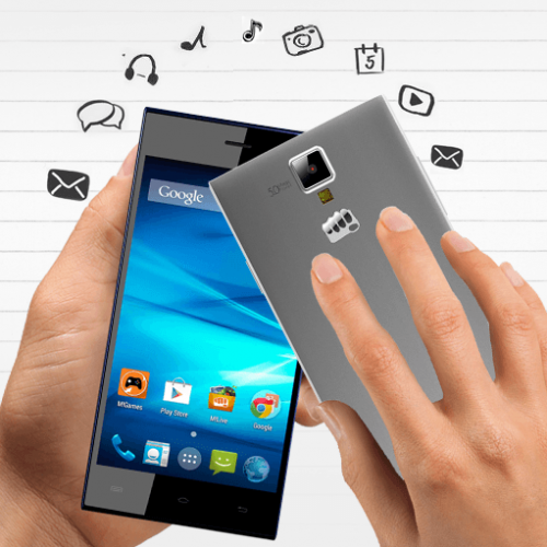 [HARDWARE SPECS] Micromax Canvas Xpress A99: hardware specifications