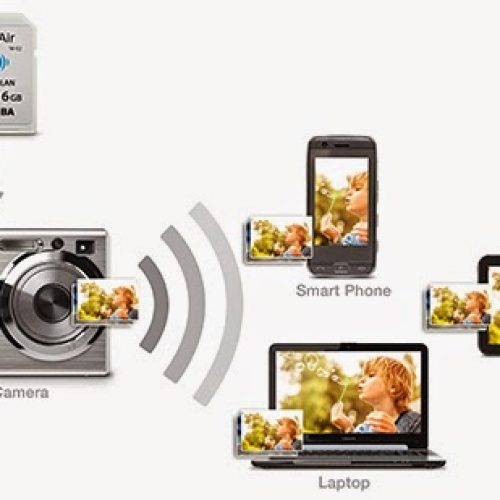 NAND Flash Market leader TOSHIBA introduced 3rd Gen FlashAir III wireless SD card