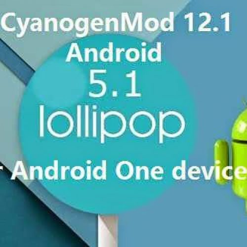 Cyanogenmod 12.1 for Android One: SPROUT