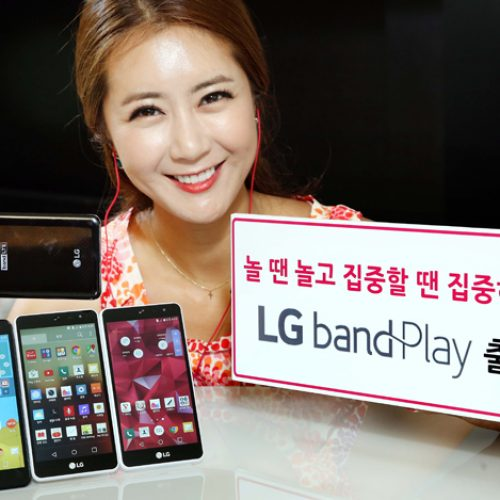 LG Band Play mid-range phone launched