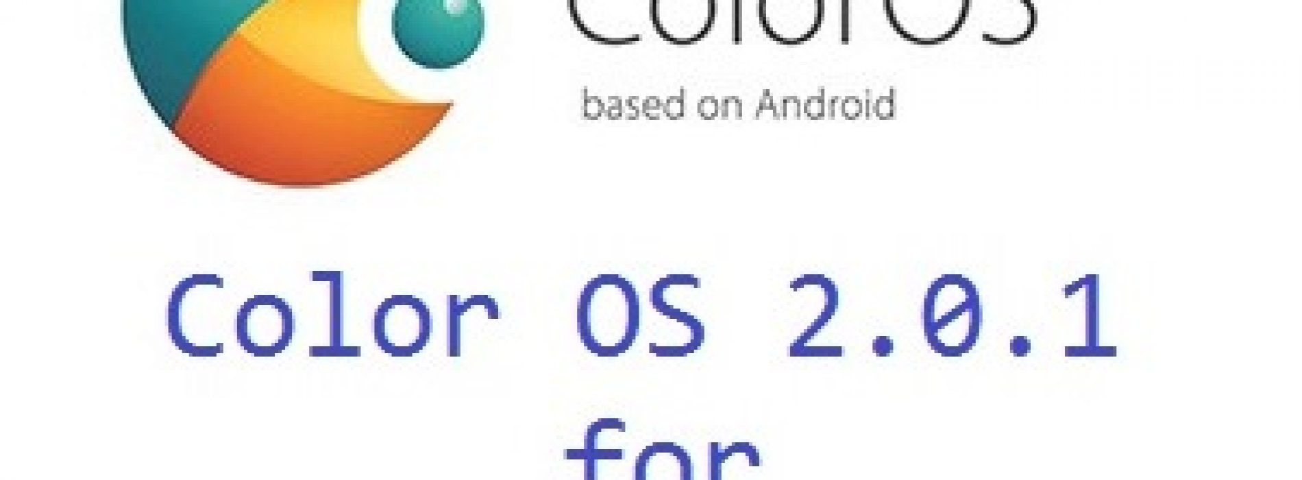 ColorOS 2.0.1 Custom ROM For Redmi 2, KitKat