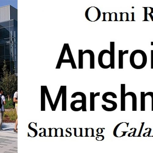 [OMNI][MM][i9000] Omni ROM Android Marshmallow for Galaxy S