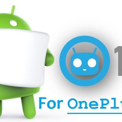 OnePlus 2 CM13 Android Marshmallow ROM [UPDATED]