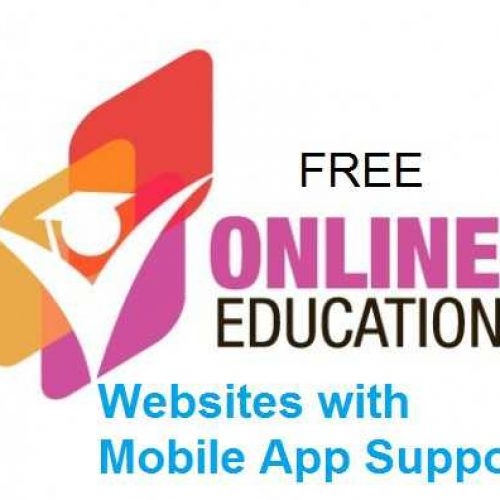 Top 4 FREE Online Education Websites With Mobile Application